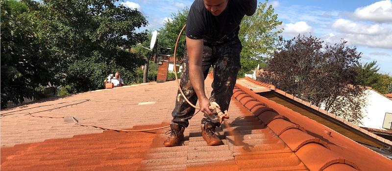 peinture de toiture Revel