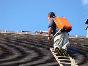 traitement hydrofuge toiture Aussonne
